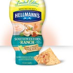 I Got To Taste Test Limited Edition Hellmann's Reduced Fat Southwestern Ranch Mayonnaise and Here are Some Recipe Ideas!