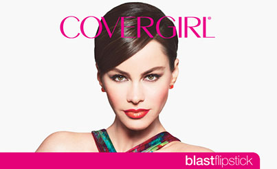 BzzAgent Review of Covergirl BlastFlipStick! Create 3 Different Looks With One Lipstick!