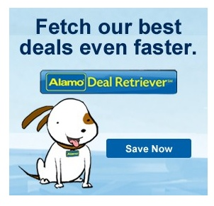 NEW Alamo Deal Retriever, Vacation With Rental Car Deals! Plus, $206 Value Prize Pack Giveaway!
