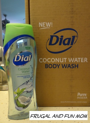 Dial Coconut Water Body Wash