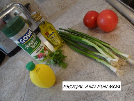 Goya Quinoa Salad Ingredients