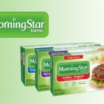 Morning Star Farms Tomato & Basil Pizza Veggie Burgers Review! Great With Cheese and Marinara Sauce!
