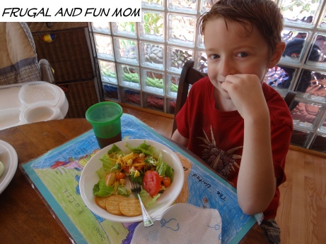 Kids Salad Bar 012