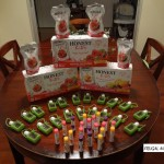Moms Meet Sampling Event of HONEST KIDS Organic Juice! Fun Times Hanging Out and Taste Testing!