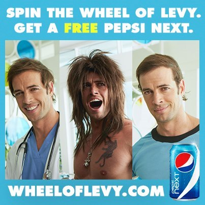 free pepsi next wheel of levy