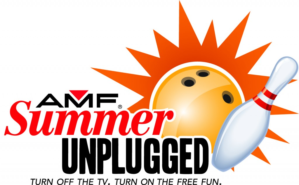 AMF Summer Unplugged! Kids Bowl FREE All Summer Long!