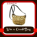 Summer Time Coach Bag Giveaway Event! 3 Ways You Can Win! Ends 12 Midnight EST 7/8/13!