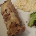 Cream of Mushroom Meatloaf Recipe!  Simple Ingredients, Easy To Prepare!