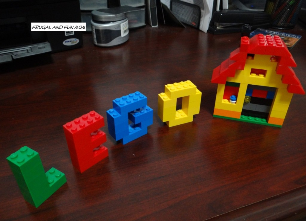 Lego House Creation
