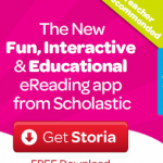 5 FREE eBooks When You Download the FREE Storia App from Scholastic!