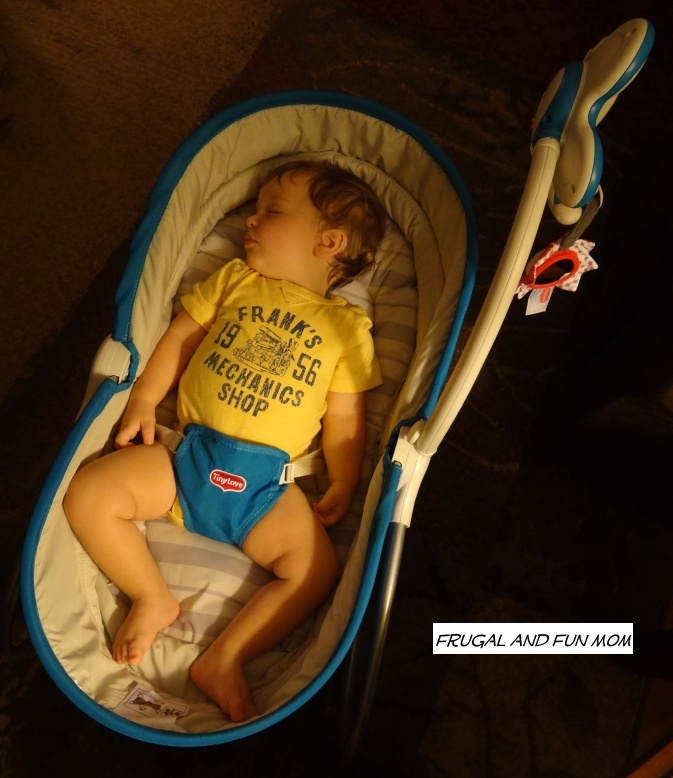 Tiny Love 3-in-1 Rocker Napper Review!