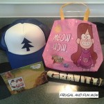 Disney Channel's Gravity Falls Featured on Kids Meals at Subway in August!