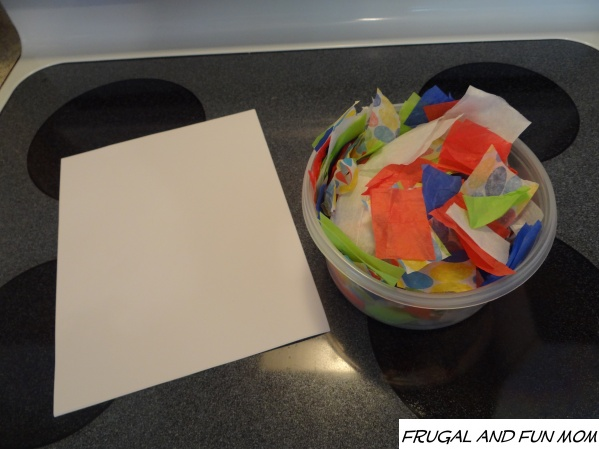 Tissue Paper Craft (2)