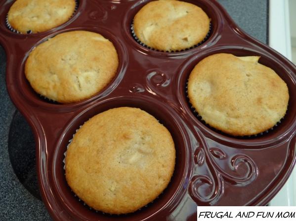 Apple Chop Banana Muffins 006