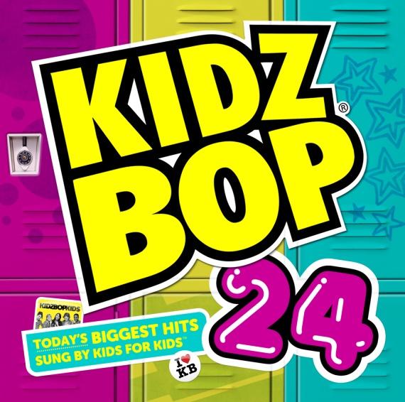 Kidz Bop 24 Cover