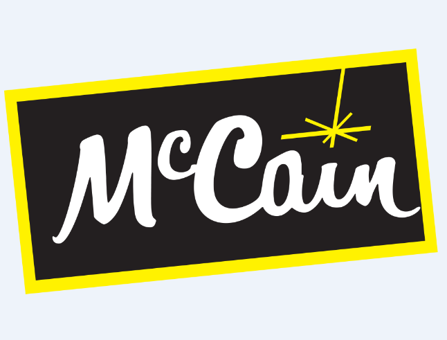 McCain Potatoes logo
