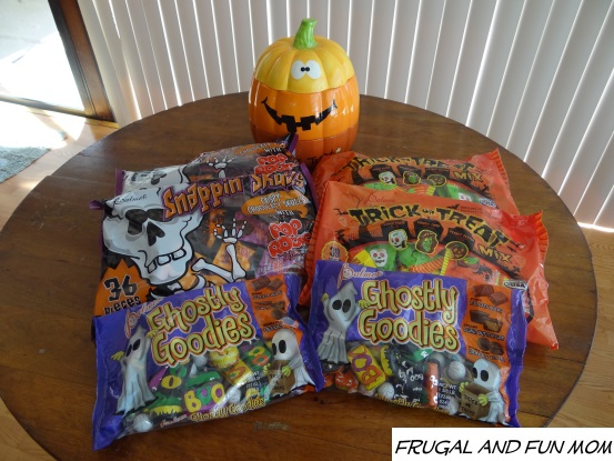 Bags of Palmer Candy