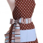 FLASH SALE Today Only! 50% off Flirty Aprons Womens Original Blue Chocolate! Great For Presents!