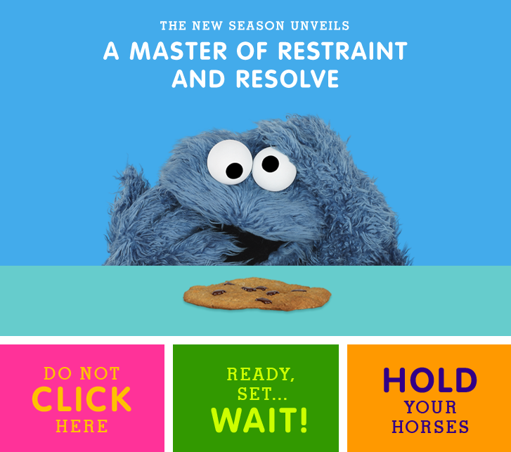Cookie Monter Self Regulation