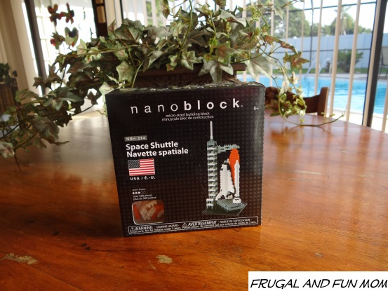Nanoblock set