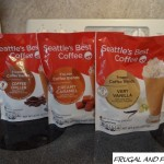 Seattle's Best Coffee Frozen Coffee Blends Review and Giveaway! Print a $1.00 off Coupon and Be Your Own Barista!