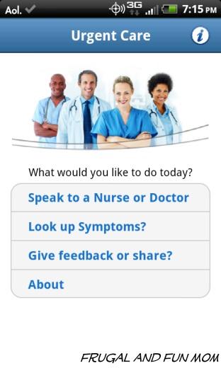 Urgent Care Ap