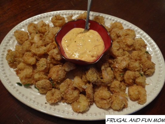 Bang Bang Shrimp 3 orders from Bonefish Grill