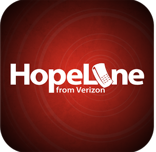 Hopeline Verizon