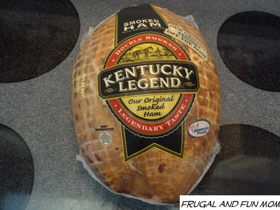 Kentucky Legend Boneless Ham