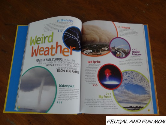 Nat Geo Ultimate Weird But True 2 Weird Weather