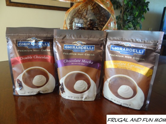 ghirardelli hot cocoa varieties