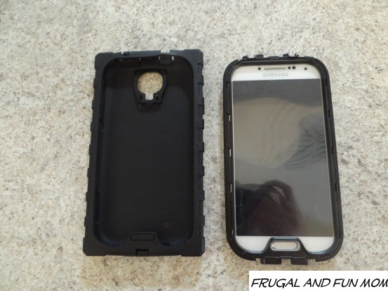 Assembling Hard Candy Cases Shock Drop for Samsung S4