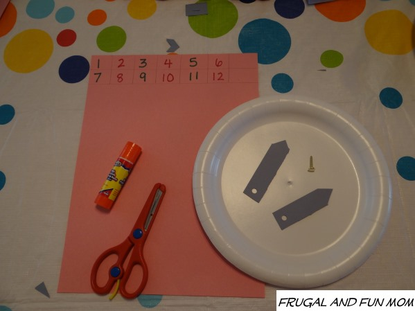Clock Craft Kit DIY