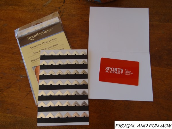 How To Make a Gift Card Holder DIY