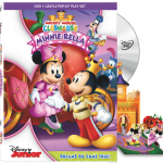 MICKEY MOUSE CLUBHOUSE: MINNIE-RELLA out on DVD February 11th! Perfect for the Disney Junior Fan!