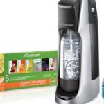 Soda Stream Fountain Jet Soda Lover's Start-Up Kit Giveaway, a $99.95 Value!