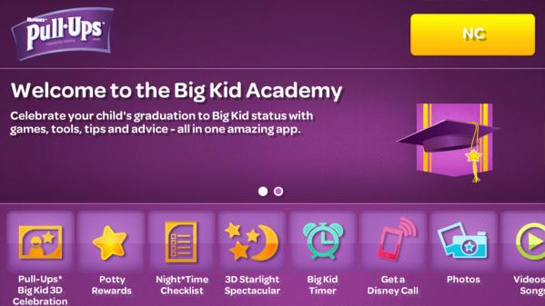 Big Kid App Pull-Ups Free