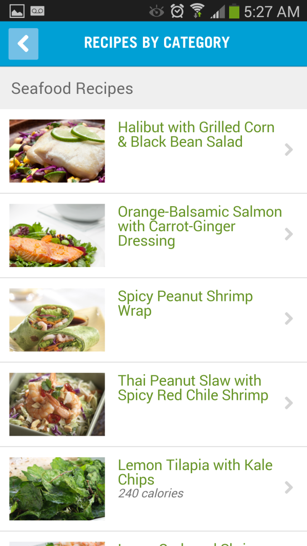 Fresh Express Salad Swap App Recipes