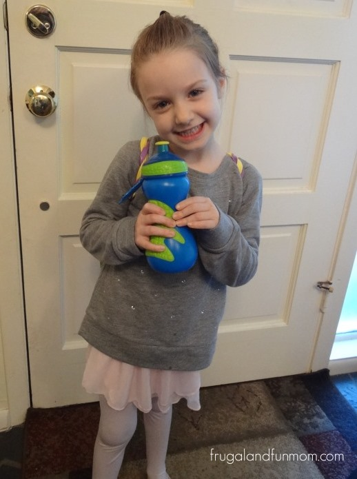 Nuby GATOR GRIP Pop-up Sipper Review
