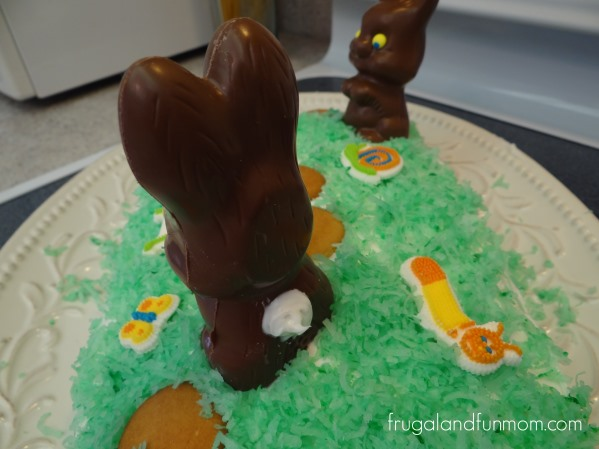 Giving-one-of-the-Bunnies-a-cotton-tail-on-the-Bunny-Trail-Cake