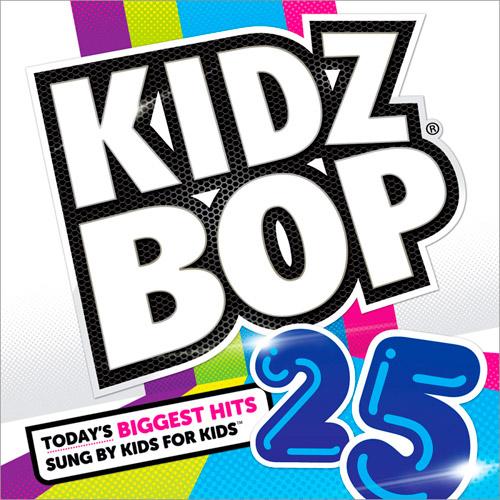 Kidz Bop 25 CD cover