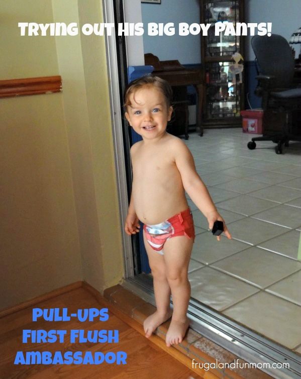 Pull-Ups for Boy Toddler