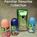 Air Wick's Familiar Favorites Collection, With Baby Magic, Cinnabon, and Snuggle! Plus, Prize Pack Giveaway!