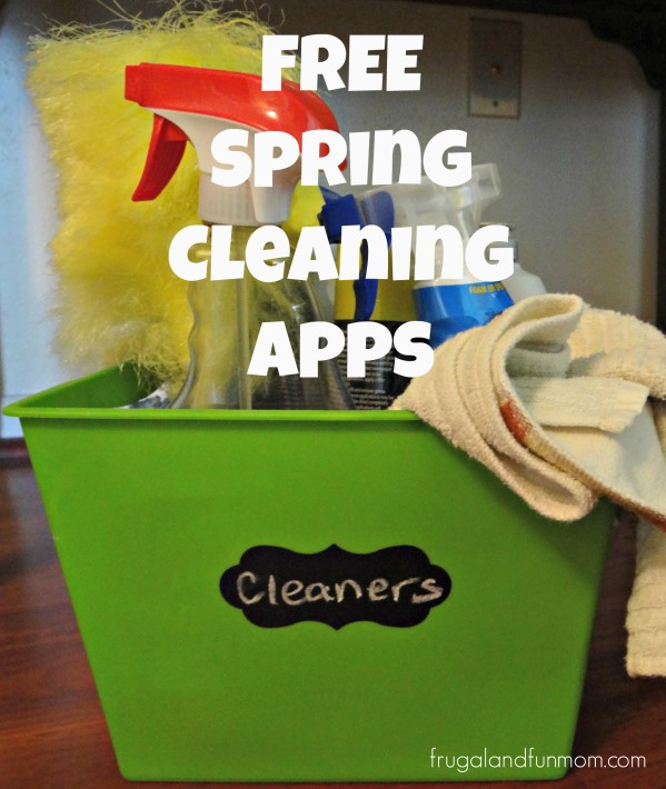 Free Spring Cleaning Apps