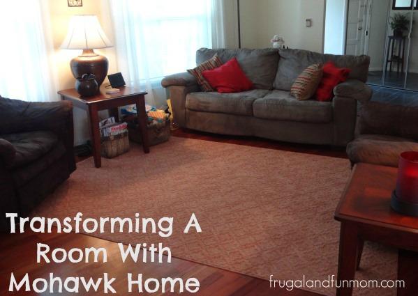 Quatrefoil SmartStrand Carved Rug Mohawk Home