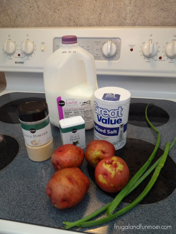 Red Potato Soup Recipe! An Easy Side or Dinner Idea!
