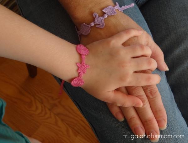 Sofia the First Friendship Bracelets