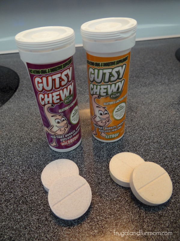Gutsy Chews Upclose