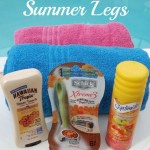 3 Steps To Perfect Summer Legs! #SummerizeYourLegs