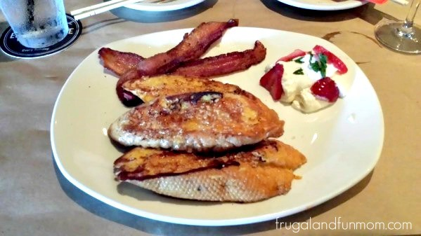 Brunch at Bonefish Grill 5